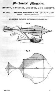 Governableparachute