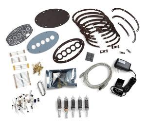 f352_diy_nixie_tube_thermometer_kit_parts