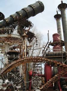forevertron dr evermor wisconsin 7