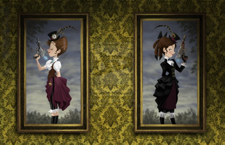 steampunk_haunted_mansion_duelist_portrait_by_jameslopez_animator-d6fgquh