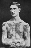 Tattooed masterpiece by Mr. Sutherland Macdonald of Jermyn S