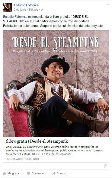 DESDE EL STEAMPUNK