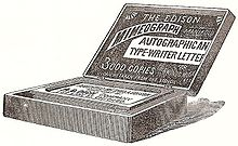 220px-1889_Edison_Mimeograph